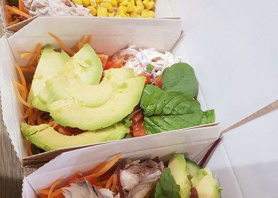 Salad Pots